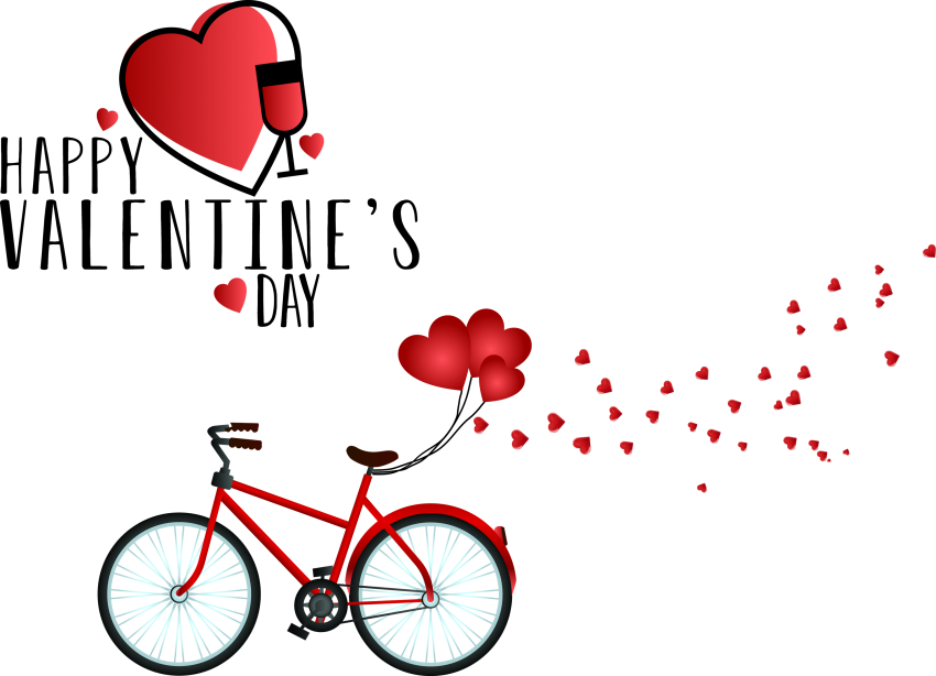 happy valentines day PNG Transparent Image for Free ...
