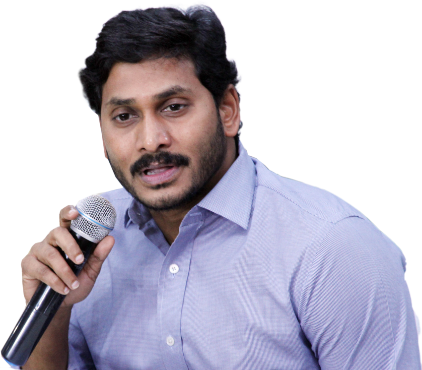 Sri YS Jagan Mohan Reddy - Photo #198 - PNG Images for Free