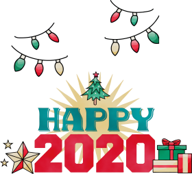 Happy New Year Ballons Png Image Photo 2261 Png Images